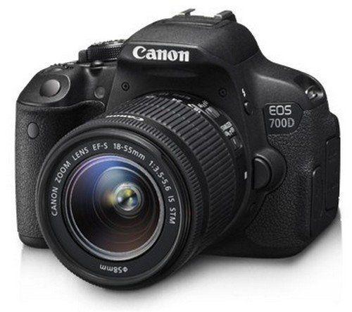 Canon EOS 700D 18MP Digital SLR Camera (Copy)