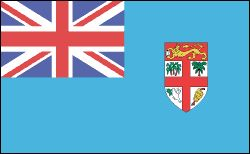 Fiji:- consists of 332 islands in the southwest Pacific Ocean about 1,960 mi (3,152 km) from Sydney, Australia        Population (2010 est.): 957,780 (growth rate: 1.3%); life expectancy: 71.03; density per sq km: 51    Capital and largest city (2003 est.): Suva (on Viti Levu), 177,300.Fiji became independent on Oct. 10, 1970. BIBLE IN MY LANGUAGE