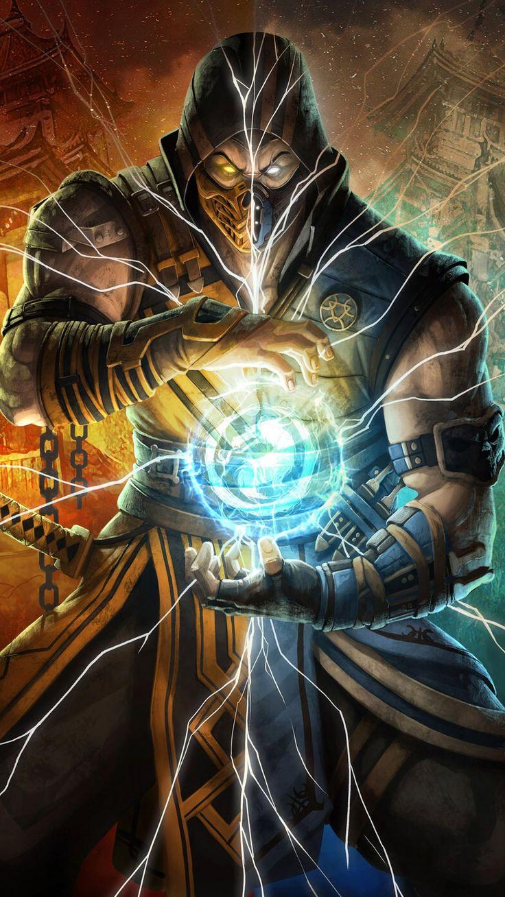 Pin by Nightcore V on Mortal Kombat in 2020 Mortal
