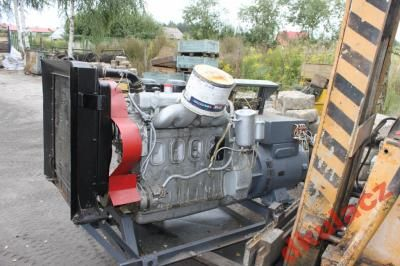 Agregat prądotwórczy Jamz 30 kW