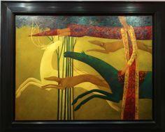 timur d'vatz pinterest | Artist : Timur D'Vatz Title : Lucid Dreams Media : Original - Oil on ...