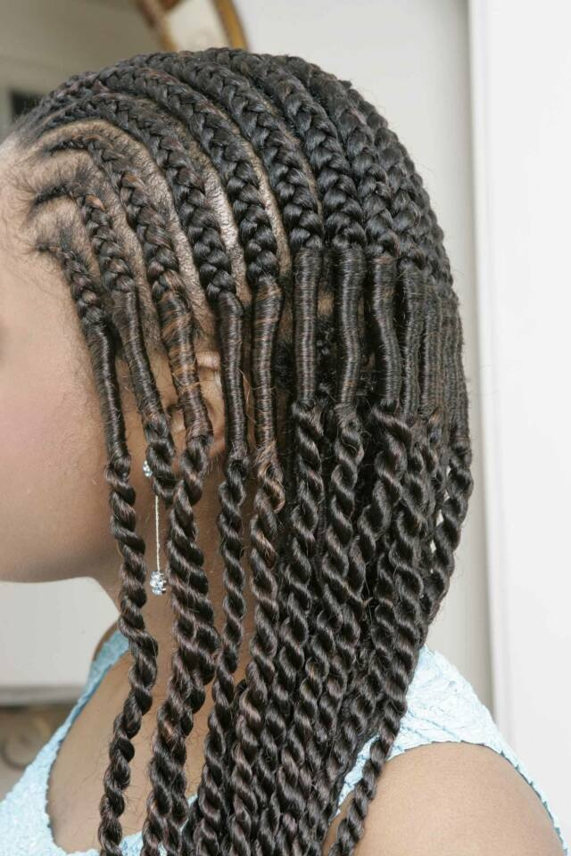 Protective style Braids and twists | Natural Hair for the Kinky of ...