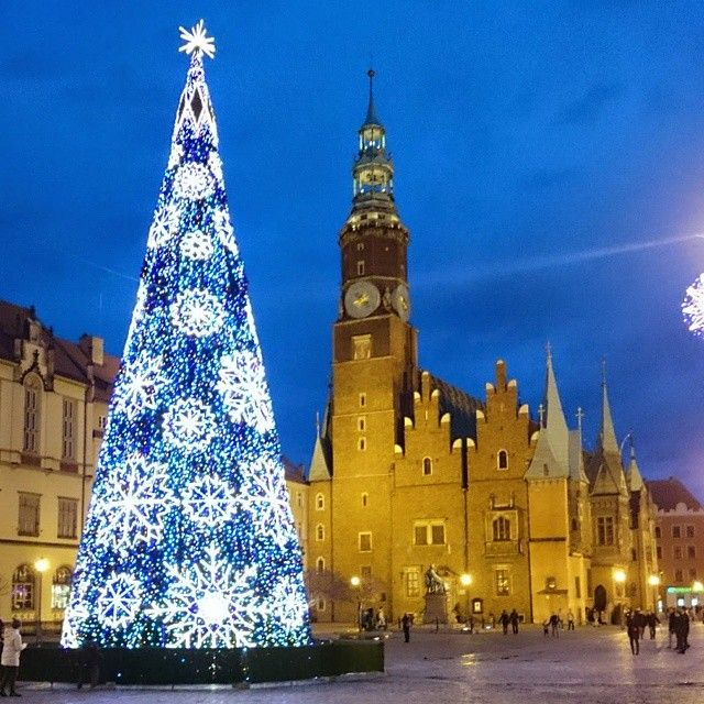 Wroclaw Rynek #Poland