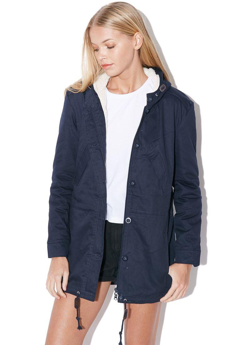 ASSEMBLY Romance Jacket Navy