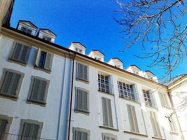 Cornici delle finestre su pinterest una selezione delle - Finestre a soffitto ...