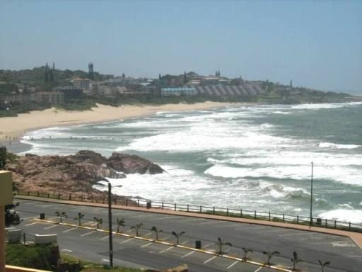 Margate beach South Africa, walked this path more than once...