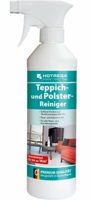 Hotrega Teppich- und Polsterreiniger, 500 ml Sprühflasche