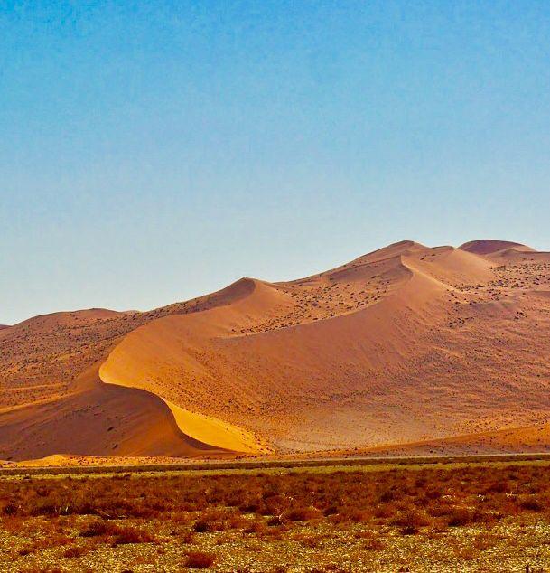 Namib Desert Namibia Sunset Landscape Photography Landscape Photography Tutorial Beautiful Landscape Photography