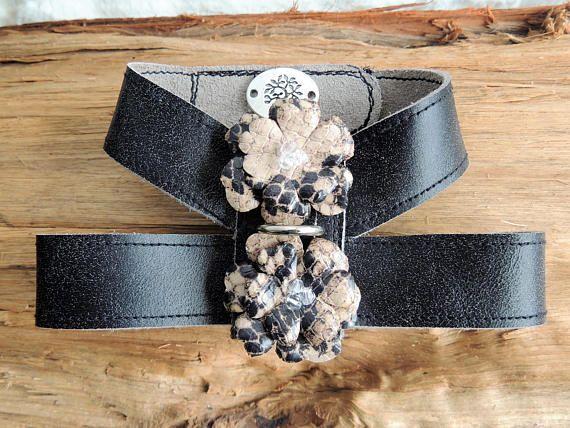 Small Dog Harness Leather Dog Harness Black Dog Harness