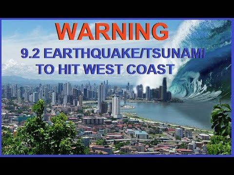 from  David Vose   FOX News Warns Seattle and Portland to Consider Moving. Never before has the scientific world been so specific and precise. But can they really predict an Earthquake? The Big one is coming. It could wipe out thousands to millions of people. Will it really happen?     Scientists Predict 9.2 EARTHQUAKE TSUNAMI Fox News WARNS LEAVE