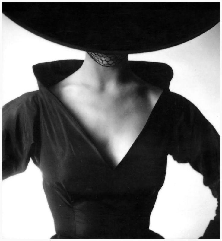 model: jean patchett photo: irving penn, nyc (1949)