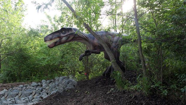 Jurassic Kingdom to bring life-sized animated dinosaurs to Osterley Park
