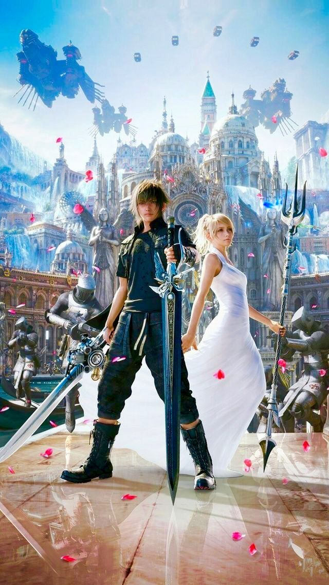 Final Fantasy 15 Final Fantasy Xv Wallpapers Final Fantasy Characters Final Fantasy Art