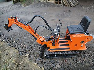 Micro-Mini-Digger-Excavator-La-Sauterelle-In-Kit-Free-Shipping-to-US-Ports