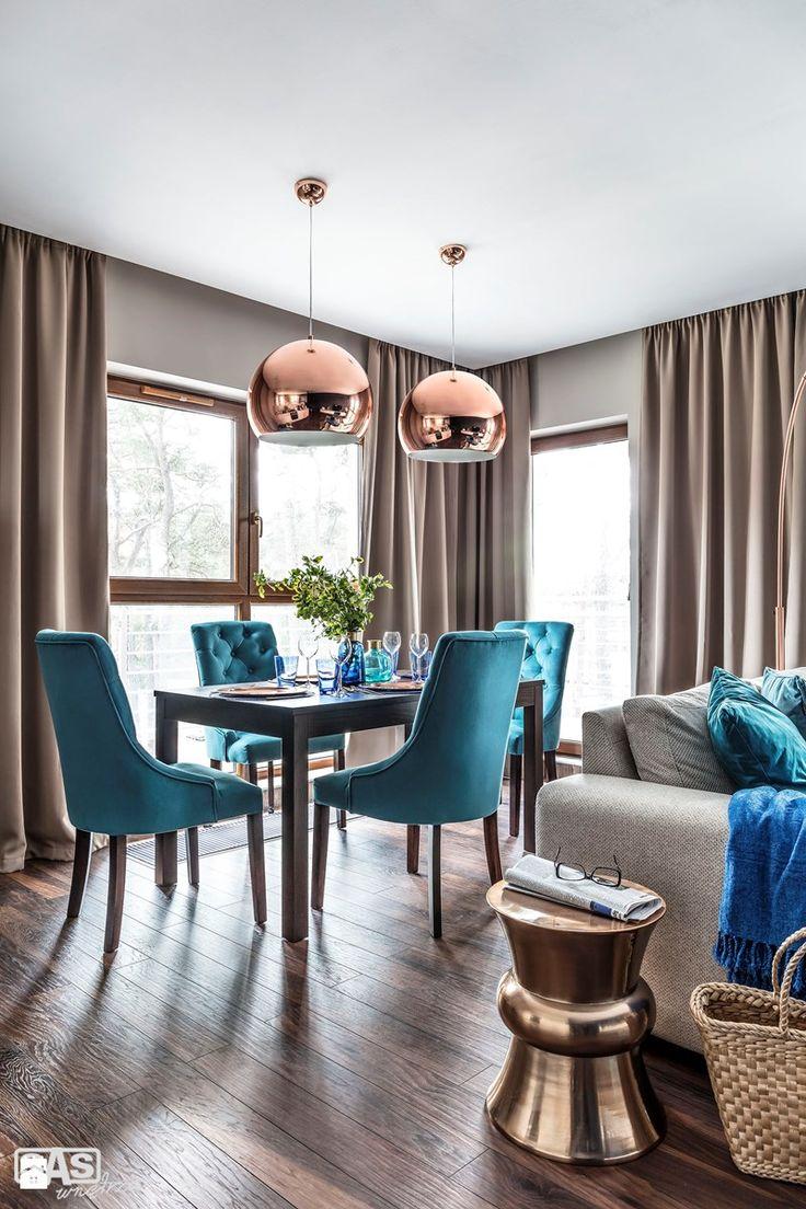 Реализация интерьера квартиры на берегу моря в Дзивновек от дизайн студииSAS Далее