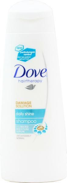 Dove Shampoo Daily Shine 70ml
