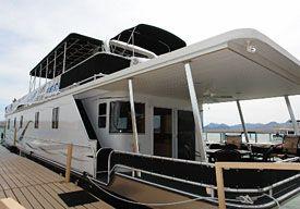 Lake Havasu Houseboats