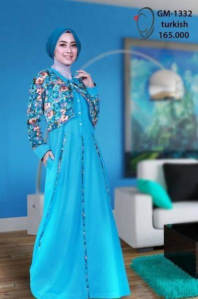 Jual beli Baju Gamis Wanita Rahnem Model GM-1332 BIRU di Lapak Aprilia Wati - agenbajumuslim. Menjual Dress - WAJIB DIBACA!!!! PASTIKAN STOK READY SEBELUM TRANSAKSI !!!!!!!!!!! Pesanan akan dikirim berdasarkan stok yang ready saja Untuk Ketersediaan Stok Bisa Hubungan kami di CHAT ME atau inbox saja  Baju Gamis Wanita Rahnem Model GM-1332 BIRU Kode : GM-1332 BIRU  READY : ******* Biru (XL) ******* Kuning (L-XL-XXL)  Pilihan Warna: TURKIS & KUNING Bahan : Kaos Carded & Katun Harga : Rp...