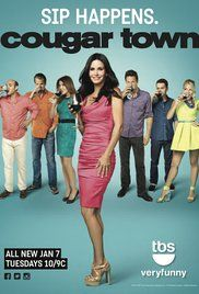 The Tv Show Cougar Town. A recently divorced woman decides to find some excitement in her dating life.