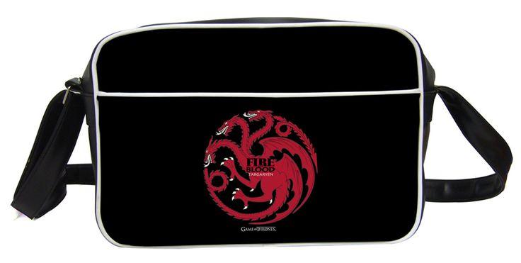Game of Thrones Taschen - Hadesflamme - Merchandise - Onlineshop für alles was das (Fan) Herz begehrt!