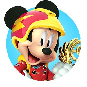 Mickey: Aventurna sobre ruedas