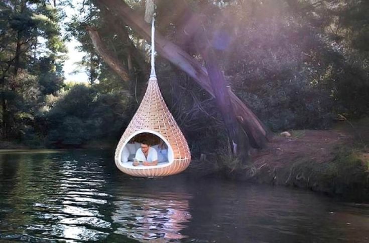 A River Side Pod for One?