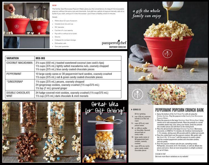 best 25 pampered chef popcorn maker ideas on pinterest pampered chef products pampered chef. Black Bedroom Furniture Sets. Home Design Ideas