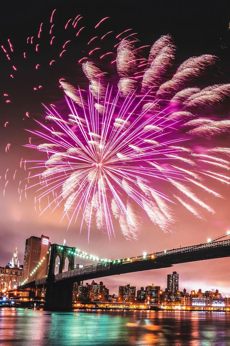 Silvester in New York - ein unbeschreibliches Erlebnis! Wie feiert man eigentlich im Big Apple, der Partymetropole, ins neue Jahr hinein und wo gibt es das spektakulärste Feuerwerk zu sehen?