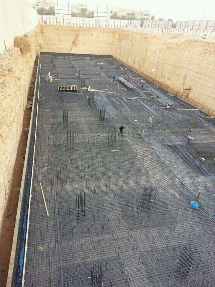 Raft Foundation · Architectural EngineeringReinforced ...