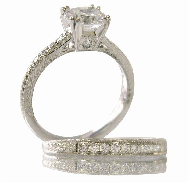 288 best Engagement Rings We Love images on Pinterest Bliss