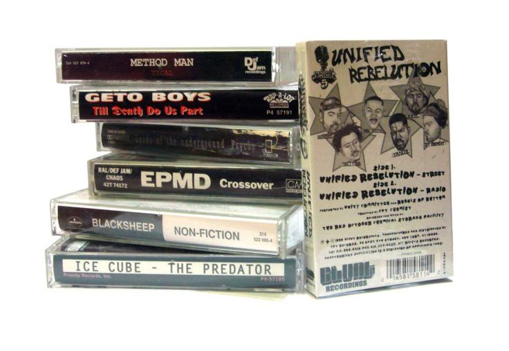 Hip Hop Tapes im trying to find.