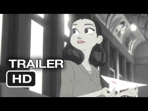Paperman TRAILER 1 (2012) - Oscar-Nominated Disney Animation Short HD