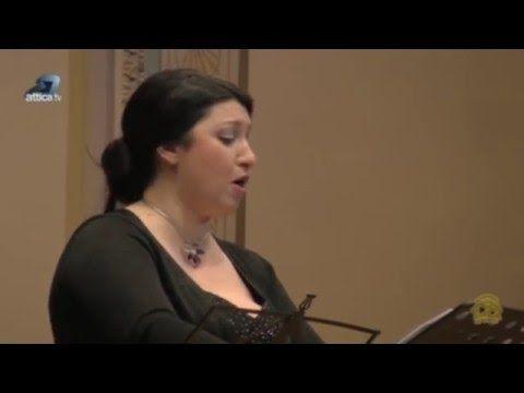 Athens Chamber Ensemble 2012 - A.Vivaldi Vedro con mio diletto - YouTube