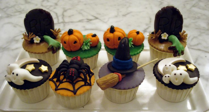 Halloween Cupcakes – Things To Be Considered When Baking