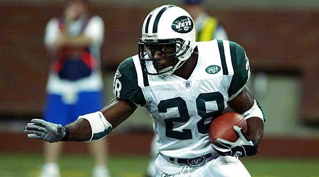 Curtis Martin - NY Jets