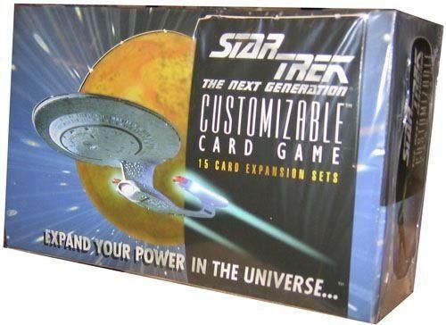 STAR TREK CCG 1E : PREMIERE BETA UNLIMITED WB BOOSTER BOX 36 PACKS SEALED @ niftywarehouse.com #NiftyWarehouse #StarTrek #Trekkie #Geek #Nerd #Products