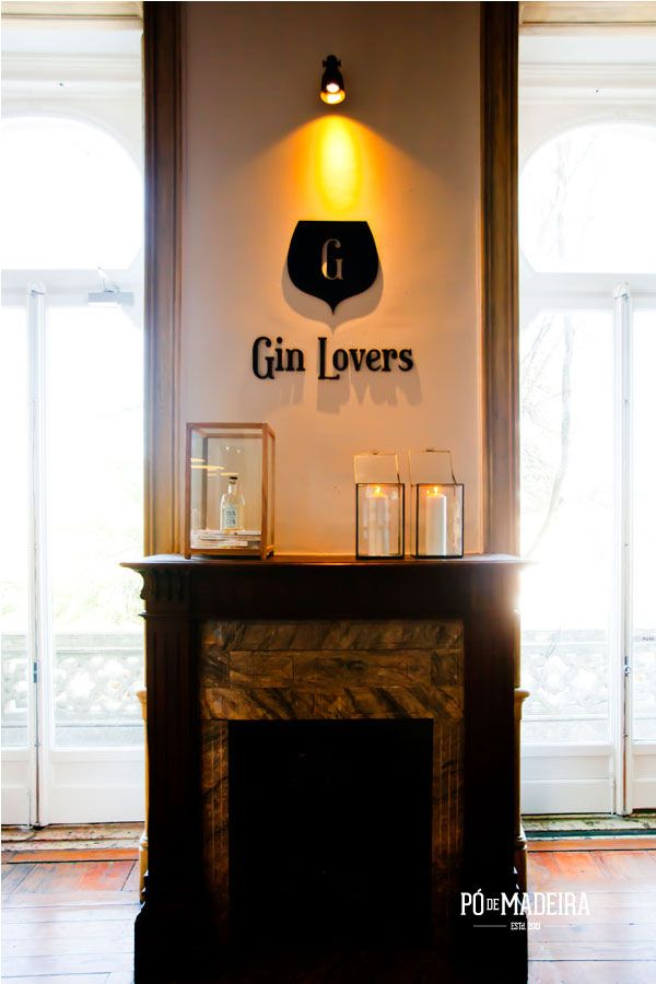 Gin Bar Details by @anapvalente
