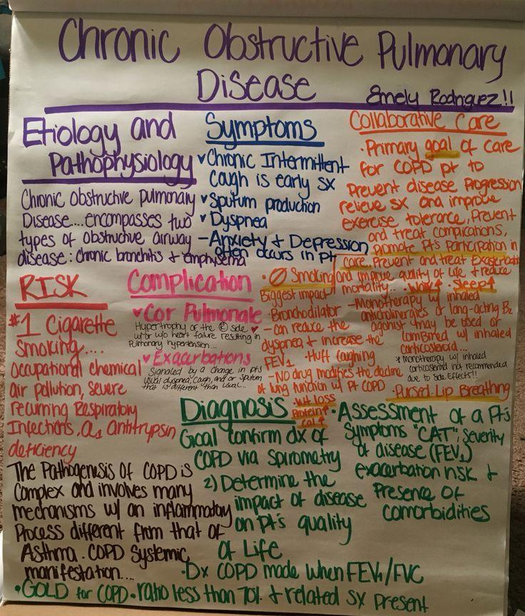 COPD #nursing #nurseerodriguez #respiratoryproblems # ...