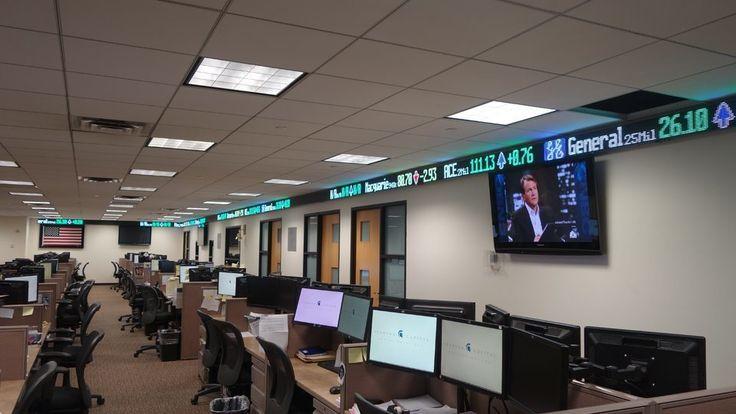 Live Stock Market Ticker Tape