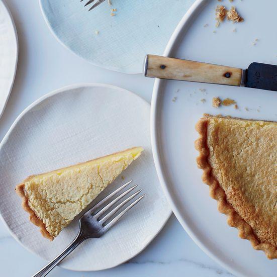 Lazy Mary's Lemon Tart Recipe | Food & Wine