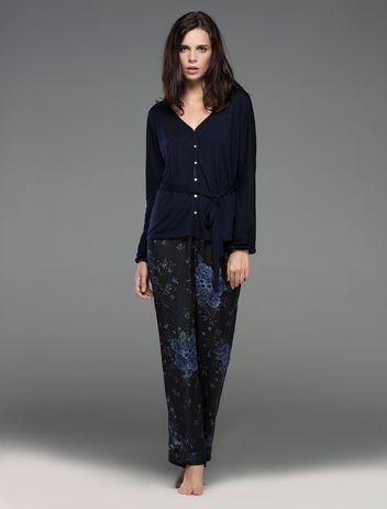 women'secret | Productos | Pijama largo estilo oriental