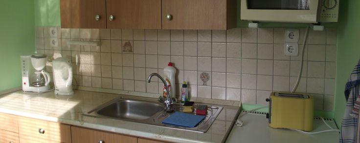 Apartman Kaszás Mosonmagyarovar - Küche/kitchen