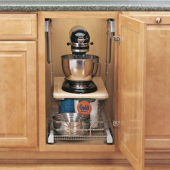 Kitchen Aid Cabinets: 13 Best Pull-Out Shelves Images On Pinterest