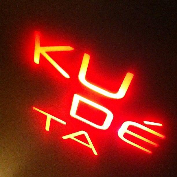 Ku Dé Ta Club Lounge in Singapore