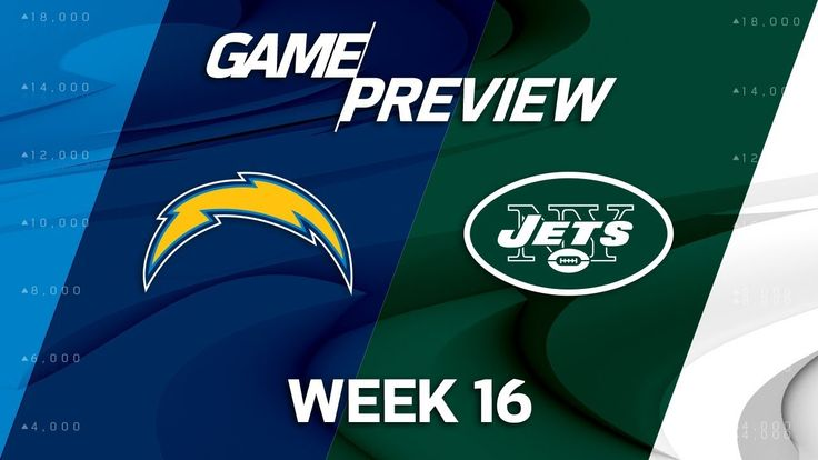 Los Angeles Chargers vs. New York Jets | NFL Week 16 Game Preview | NFL - NFL News Videos