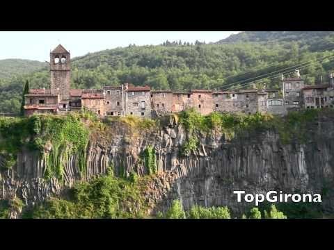 TopGirona Castellfollit de la Roca - YouTube