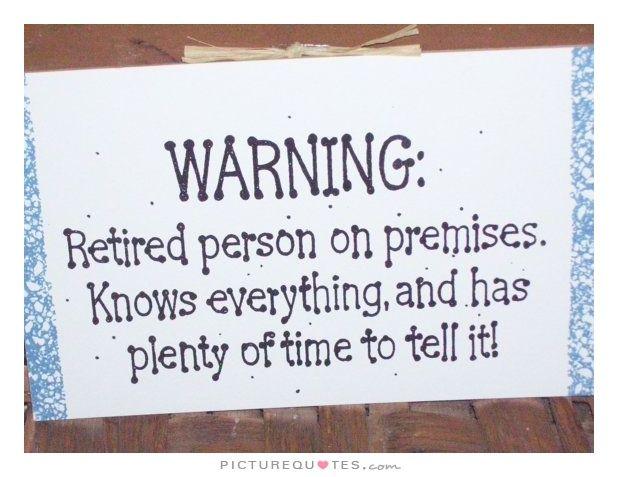 Retirement Quote. Picture Quotes. … | Pinteres…