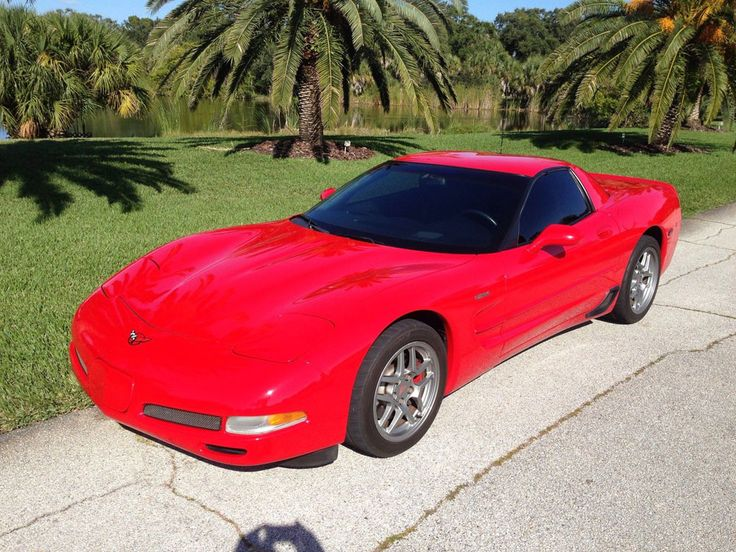 2002 Chevrolet Corvette ZO-6 Click to find out more - http://newmusclecars.org/2002-chevrolet-corvette-zo-6/