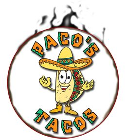Paco's Tacos- Paco's tacos and entrees are a celebration of the flavors of both Mexico and Texas, ranging from the juicy sweet to the delectably spicy, to sometimes just a little of both! With a selection that starts at breakfast, extends to dinner, and ends with drinks and/or desert, you're bound to find something the whole family will love. See for yourself!