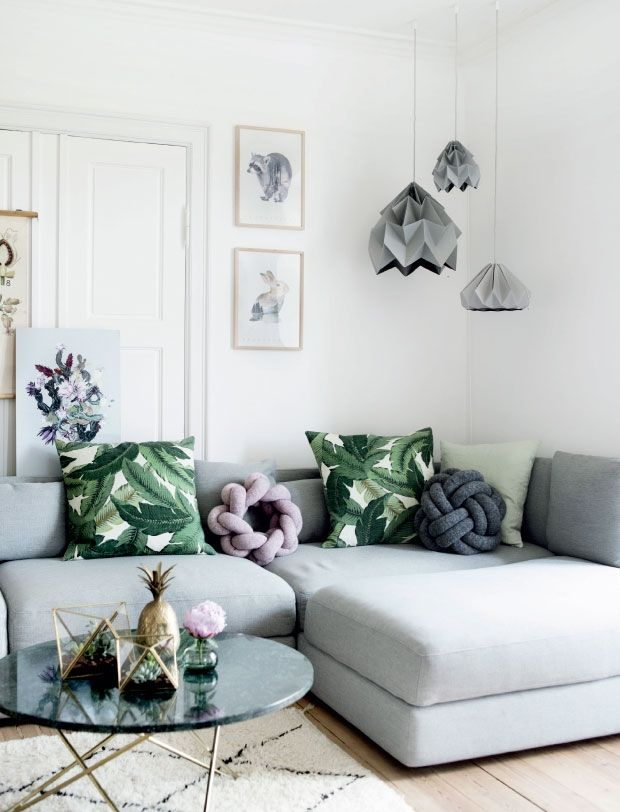 House of C | Interior blog: Botanical Copenhagen apartment